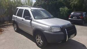 2002 Land Rover Freelander, AUTO, 2.5, SILVER, NOW IS WRECKING Kudla Gawler Area Preview