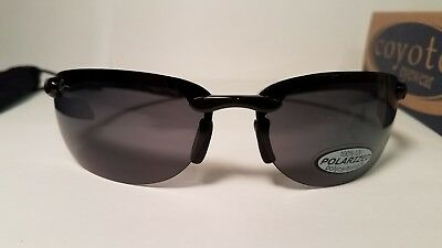f0c01c63a29 Coyote - Panama - Black - Polarized Sunglasses