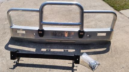 Isuzu Aluminium Bullbar