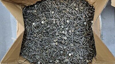 50 Pounds Of 1 12 Steel Roofing Nails