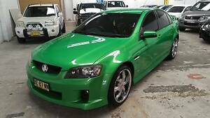 2008 Holden Commodore SS VE 6.0L V8 Sedan - 6 SPEED MANUAL Waratah Newcastle Area Preview