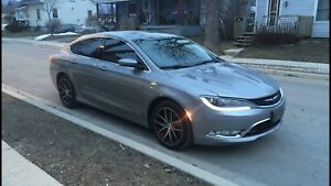 DAI ALLOYS winter wheel and tire package Chrysler 200
