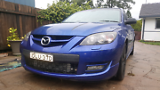 Mazda 3 mps low ks.  Blacktown Blacktown Area Preview
