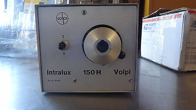 Fiber Optic Light Source Intralux 150h Volpi