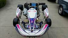 Go Kart - Kosmic Junior Complete Package Ready to Run Singleton Singleton Area Preview
