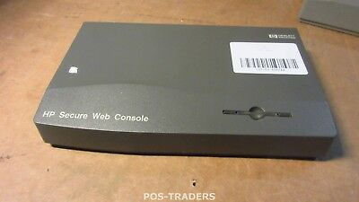HP J3591A Secure Web Console 1x10Base-T - 1x Serial - EXCLUDING POWER SUPPLY