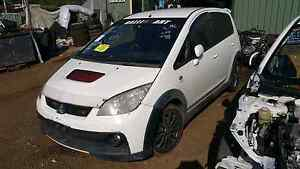 MITSUBISHI COLT RALLIART DAMAGED  WRECKING Berkshire Park Penrith Area Preview