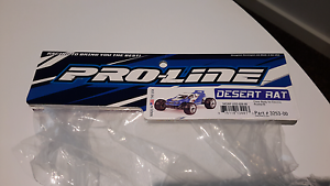 Traxxas Rustler Clear Proline Desert Rat Body Lane Cove North Lane Cove Area Preview