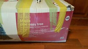 Maple pine easy Christmas tree 6ft St Clair Penrith Area Preview