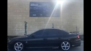 2003 HOLDEN SPECIAL VEHICLES VY 2 CLUBSPORT