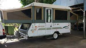 2004 Jayco Lismore Lismore Area Preview