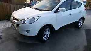 ## DEPOSIT TAKEN##HYUNDAI 4X4 ELITE IX35 LEATHER AUTO MAY SWAP## Howrah Clarence Area Preview