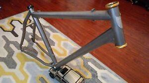 Litespeed titanium mountain bike frame