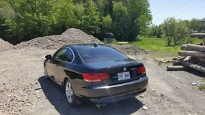 Bmw 328xi coupe 2008