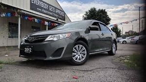 2012 Toyota Camry NO ACCIDENT|LCD SCREEN
