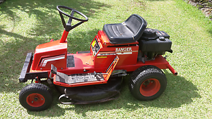 Rover ranger ride on lawn mower Mount Kembla Wollongong Area Preview
