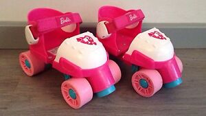 Barbie grow with me roller skates Butler Wanneroo Area Preview