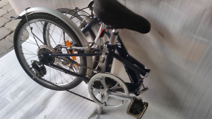 Folding Bicycles Black Rock Bayside Area Preview
