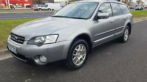 Subaru Outback Automatic Traralgon Latrobe Valley Preview