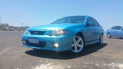 Ford Falcon BA xr6 Bilingurr Broome City Preview