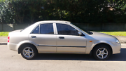 2001 Mazda 323 West Pennant Hills The Hills District Preview