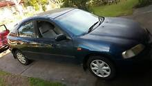 1998 Ford Laser Tenambit Maitland Area Preview