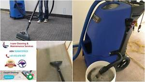 $30/Room CARPET STEAM CLEANING End of Lease/Upholstery/Commercial