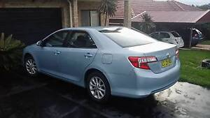 2012 Toyota Camry Sedan - URGENT - Auto Georges Hall Bankstown Area Preview