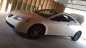 (Price Drop!) 2008 Pontiac G6 GT Coupe (Low kms & Remote Start!)