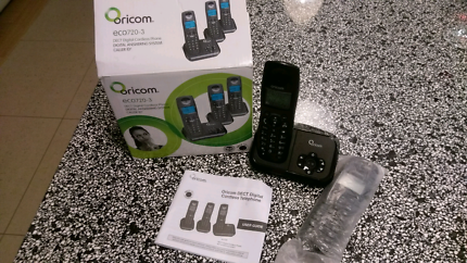 Oricom cordless phones