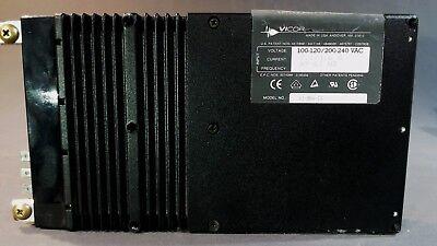 Vicor Acdc Switcher Flatpac 48 Volts 300 Watts Vi-ma4-es