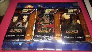 Dragonball gt x3 booster packs (first edition) Adelaide CBD Adelaide City Preview