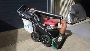 Yard Vacuum - Billy Goat mv650sph Honda Self Propelled Aldgate Adelaide Hills Preview