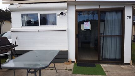 Onsite caravan with annex Gowrie Tuggeranong Preview