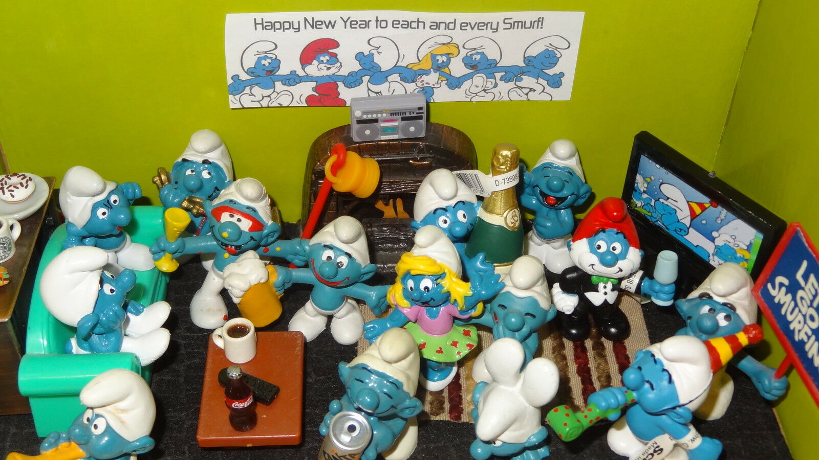 Smurf Collector s Center