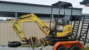 Mini Excavator Hire Singleton Singleton Area Preview