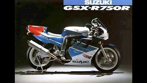 LOOKING FOR 1986 GSXR 750 LIMITED AND OTHER OIL COOLED GSXRSs