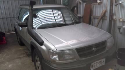 1999 SF Subaru forester AWD