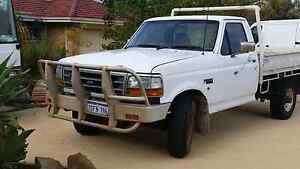 2001 Ford F250 Ute Cooloongup Rockingham Area Preview