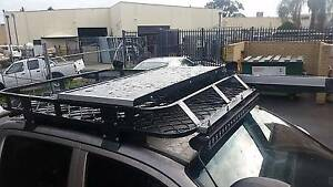 ALLOY ROOF RACKS BRAND NEW CUSTOM MADE ALL 4WDS Midvale Mundaring Area Preview