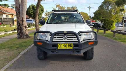 2006 Holden Rodeo AUTOMATIC DUAL CAB 4X4 UTE Guildford Parramatta Area Preview
