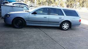 2007 Ford Falcon Wagon dual fuel  (lpg) 10 months rego Fawkner Moreland Area Preview