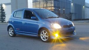2001 Toyota Vitz (Echo) RS