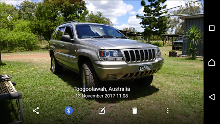 1999 Jeep Grand Cherokee Limited Toogoolawah Somerset Area Preview