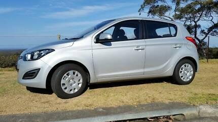 Hyundai I20 Low Kms 5500.