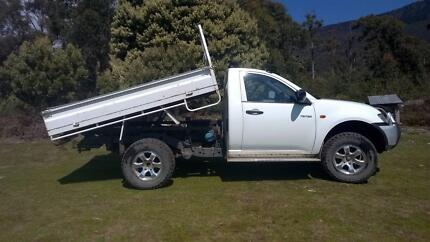 2007 Mitsubishi Triton Ute Northern Midlands Preview