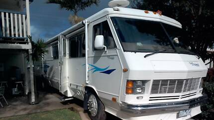 motor home 40 feet American diplomat by executive Urangan Fraser Coast Preview