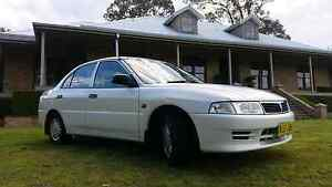 Mitsubishi Lancer GLXi Rutherford Maitland Area Preview