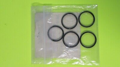 Pk5 New 3m Littmann Ref 36550 Rims Snap-on For Pediatric Stethoscopes Black