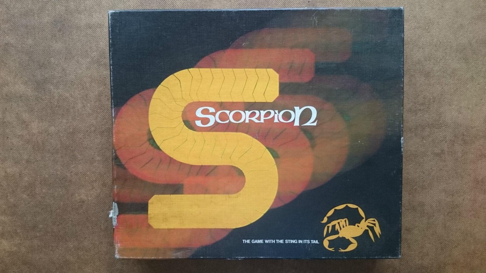 Scorpion  By Spears 1983